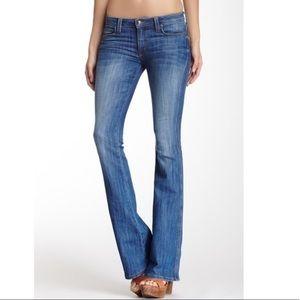 Frankie B. Low Rise Jeans